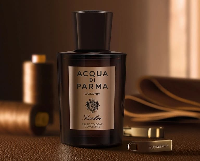 Acqua di Parma Colonia Leather by Eau de Cologne Concentree