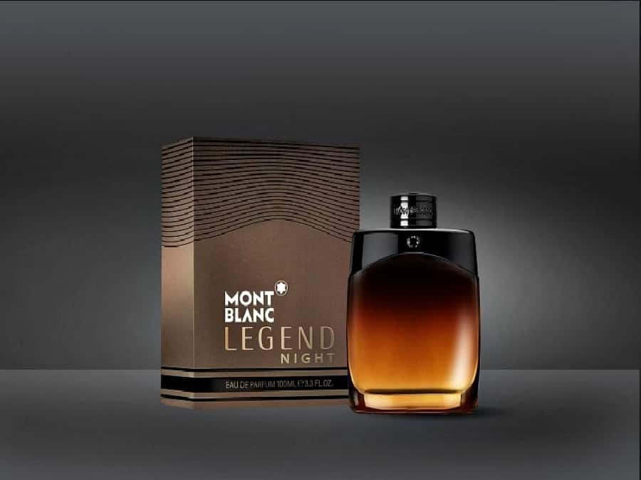 Legend Night by Mont Blanc