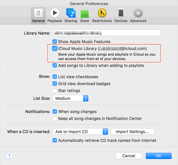 how to transfer music from iphone to computer via icloud