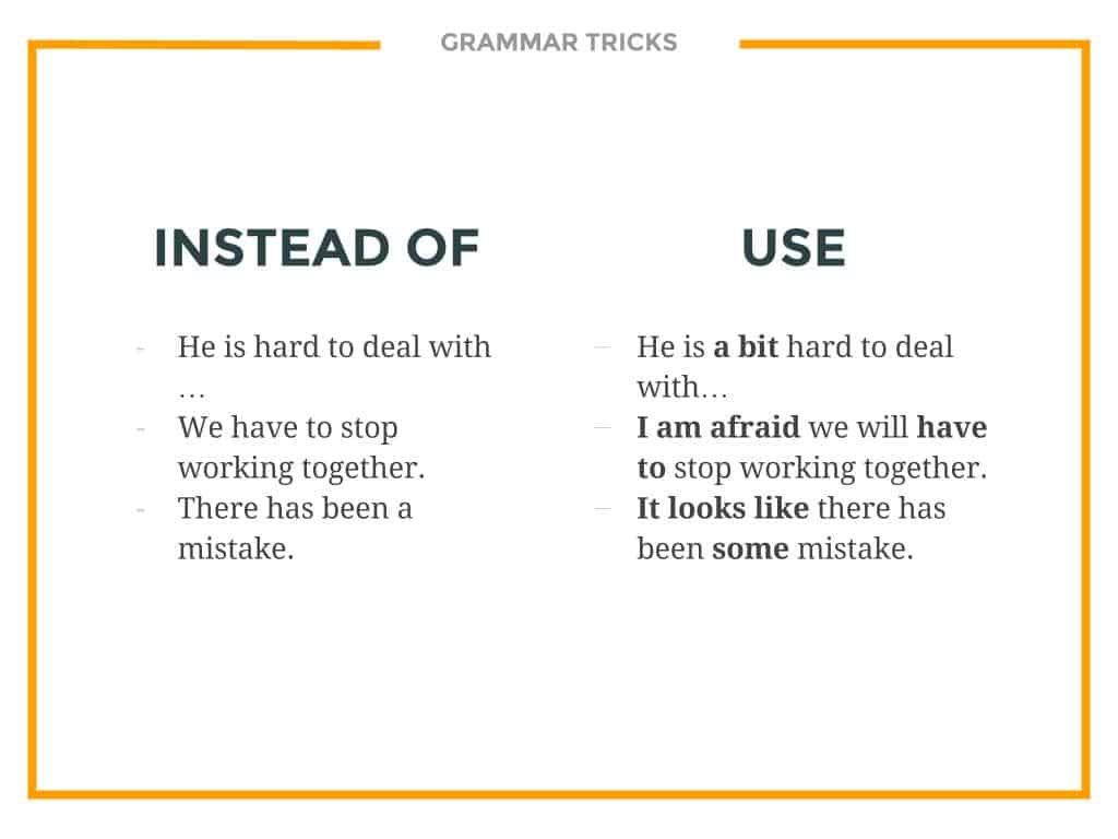 Smart Language Learning blog: Polite English (examples 4)
