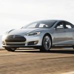 Инновационная модель электромобиль Tesla Model S – эталон экологичности