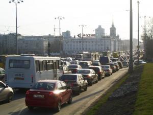 Пробки - бич современных мегаполисов