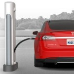 Заправки Tesla в России