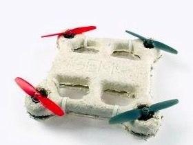 Уникальный экологичный дрон