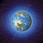 Блуждание магнитного полюса Земли