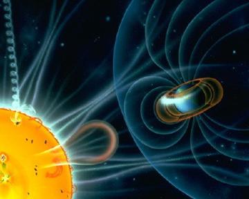 Атака Солнца на Землю