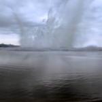 Гидротермальный взрыв. Происхождение кратера Мери Бей на озере Йеллоустоун