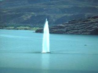 Система труб, откачиваюзая СО2 на Ниосе