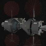 «Орион» — космический корабль для полётов на Луну нового поколения