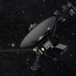 Вояджер. Серия космических кораблей, летящих вдаль от Земли
