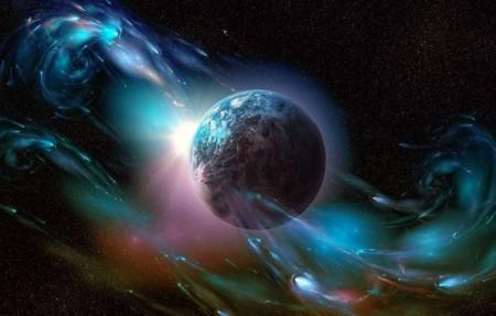 Влияние космоса на планету