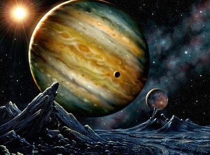 Качества Юпитера. Современные исследования как аналоги давних путешествий