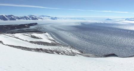Вулкан Эребус – сердце Антарктиды