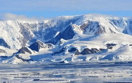 Материк Антарктида: земля удивительной жизни