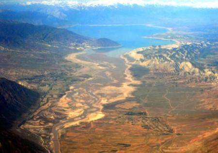 Центральная Азия. Сердце континента, с суровыми условиями