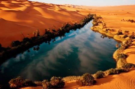 Северная Африка. Сложнейшие условия для жизни