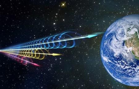 Сигналы из космоса. Найти и изучить