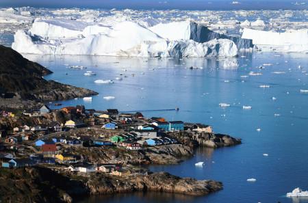 Гренландия: необычайные особенности острова