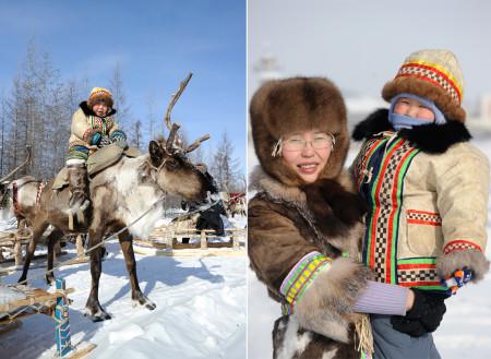 Народы Севера. Традиции долганов