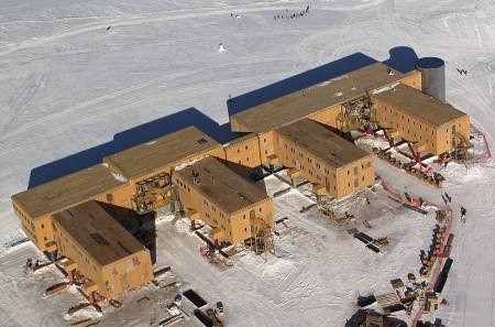 Исследовательская станция Амундсен-Скотт: изучение Антарктиды продолжается