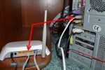 Как подключить роутер к компьютеру через сетевой – Как подключить WiFi роутер к компьютеру