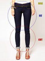 Все виды джинсов – Виды джинсов с названиями: модели, посадка, крой, фото