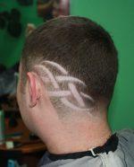 Стрижки с выбритыми полосками мужские – Мужские стрижки с рисунками на голове — фото и видео мужских причесок с узорами