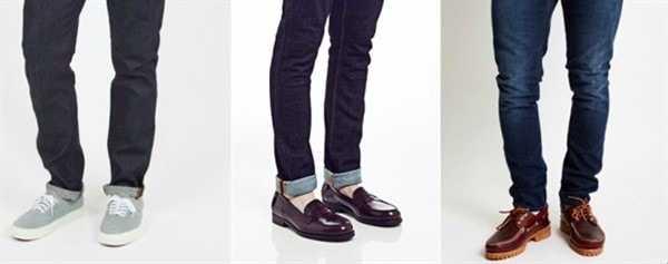 429d2b56 Ботинки мужские под джинсы фото – Какую обувь носить с джинсами ...