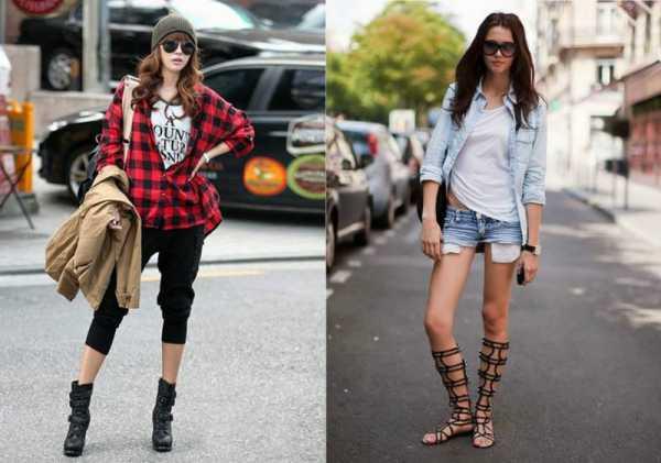 5ae79f8c357 В случае с расстегнутой рубашкой и футболкой стилисты предлагают  значительно больше вариантов. Кроме описанных выше джинсов и брюк