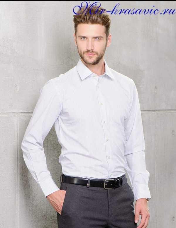 1d4385f6221 Какие мужские рубашки в моде сейчас – Модные мужские рубашки осень ...