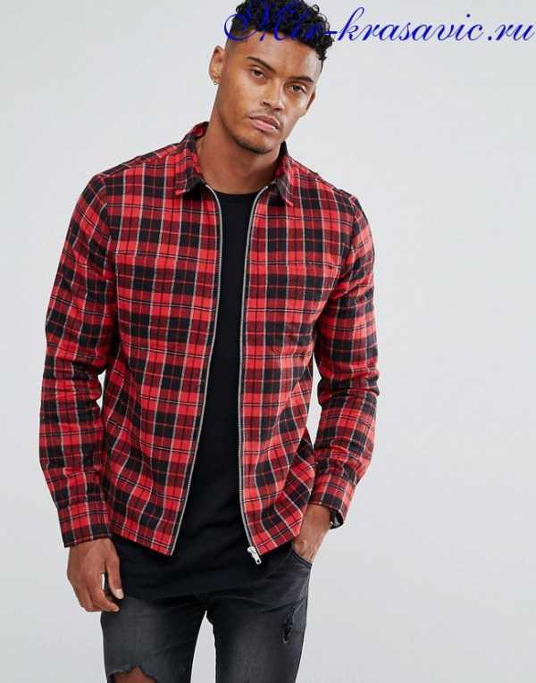 481a9b47f17 Какие мужские рубашки в моде сейчас – Модные мужские рубашки осень ...