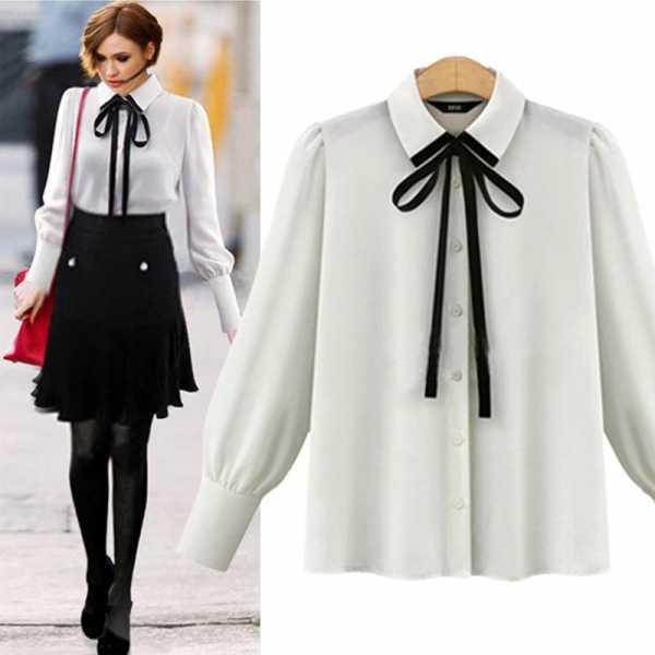 a071c3c0f1a7 Модели рубашек – Модные женские рубашки 2019-2020 фото, красивые ...