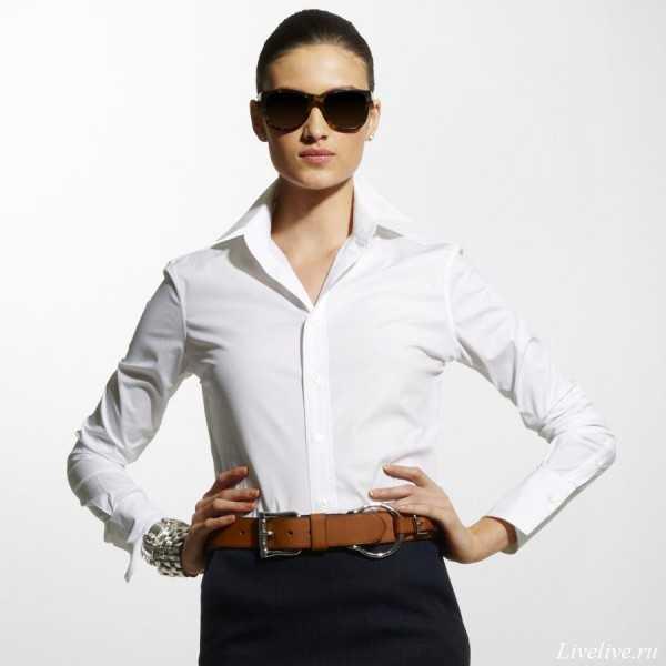 85ecaccb68b Любой непринужденный повод станет лучшим случаем для ношения блузочки  свободного кроя. Блуза великолепно сочетается с юбкой-карандаш