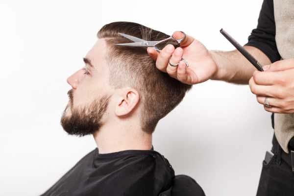 Мужские стрижки для торчащих волос – Мужские стрижки для жестких волос, прически для мужчин