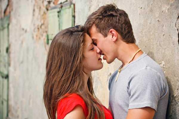 Зависит ли умение целоваться от сексуальности
